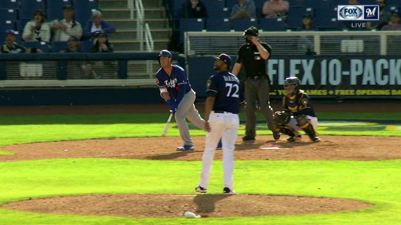 Bellinger's go-ahead solo homer