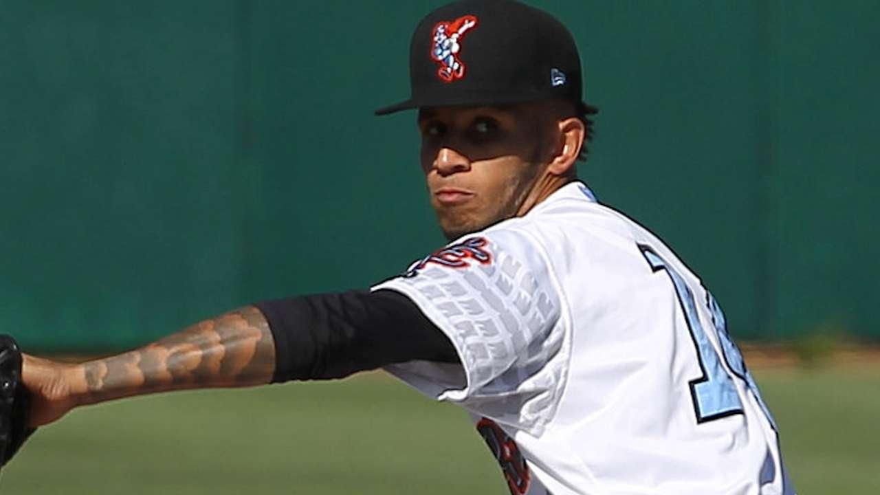 Top Prospects: Middleton, LAA