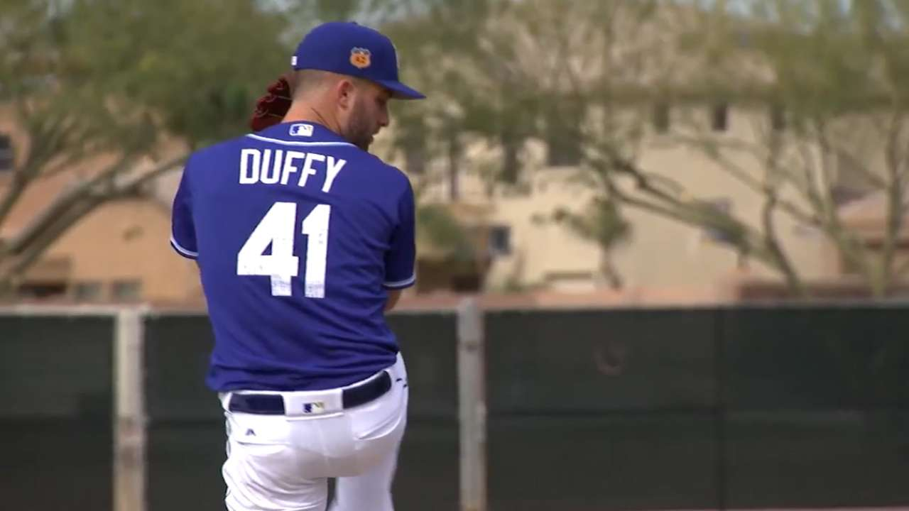 Duffy on transition to rotation