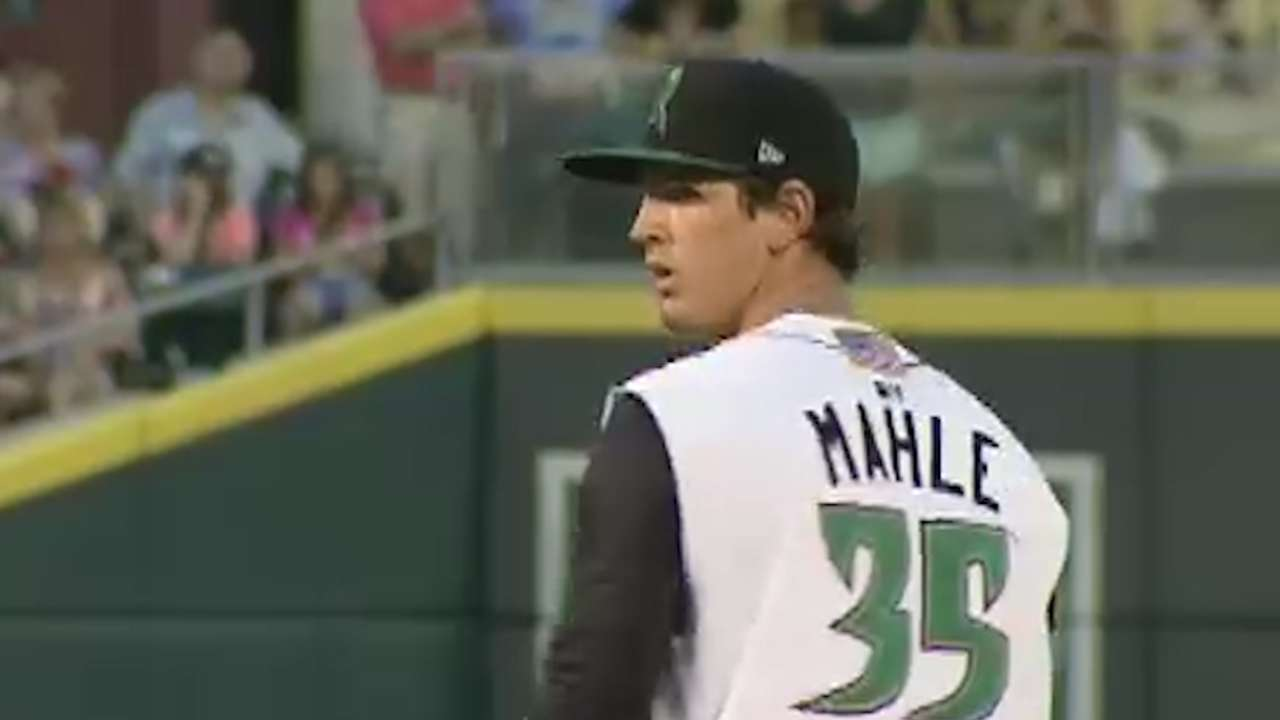 Top Prospects: Mahle, CIN