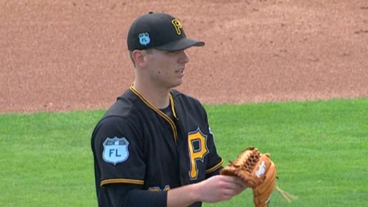 Kuhl throws two scoreless