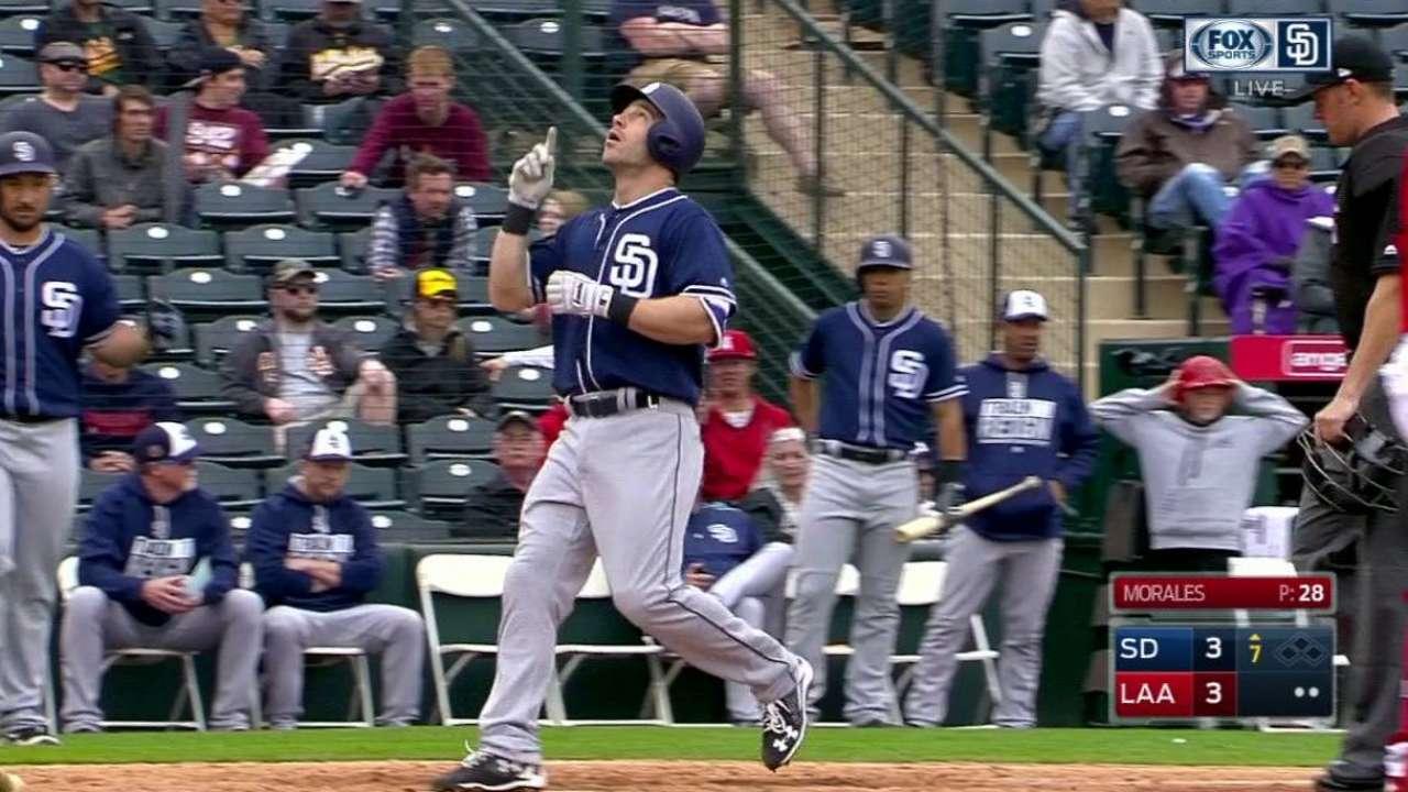 Coleman's game-tying home run