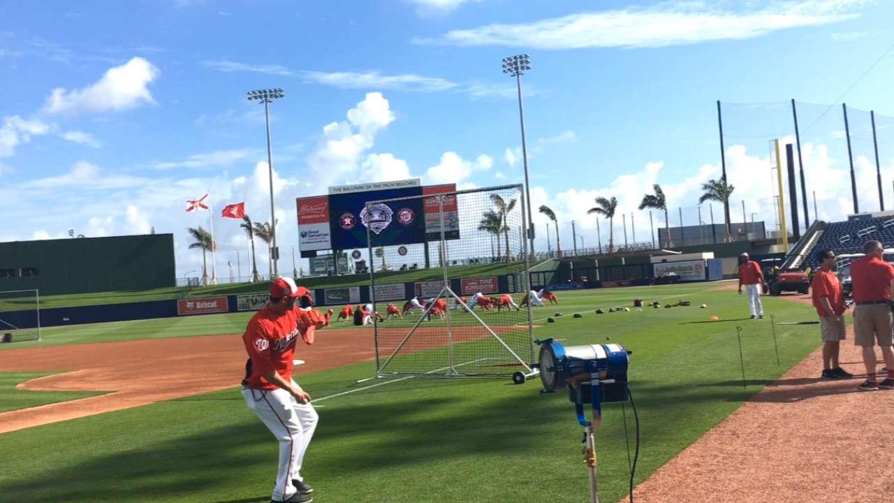 Astros, Nationals on new stadium