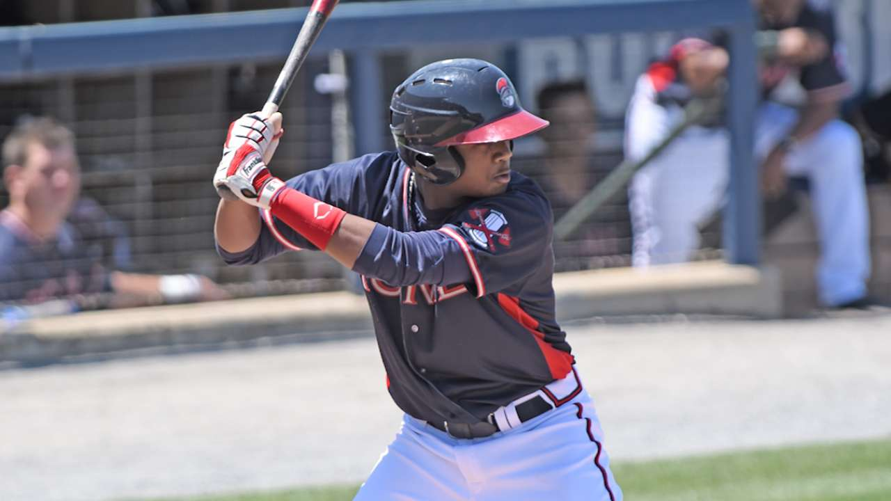 Acuna, Gohara named Braves Prospects of the Year