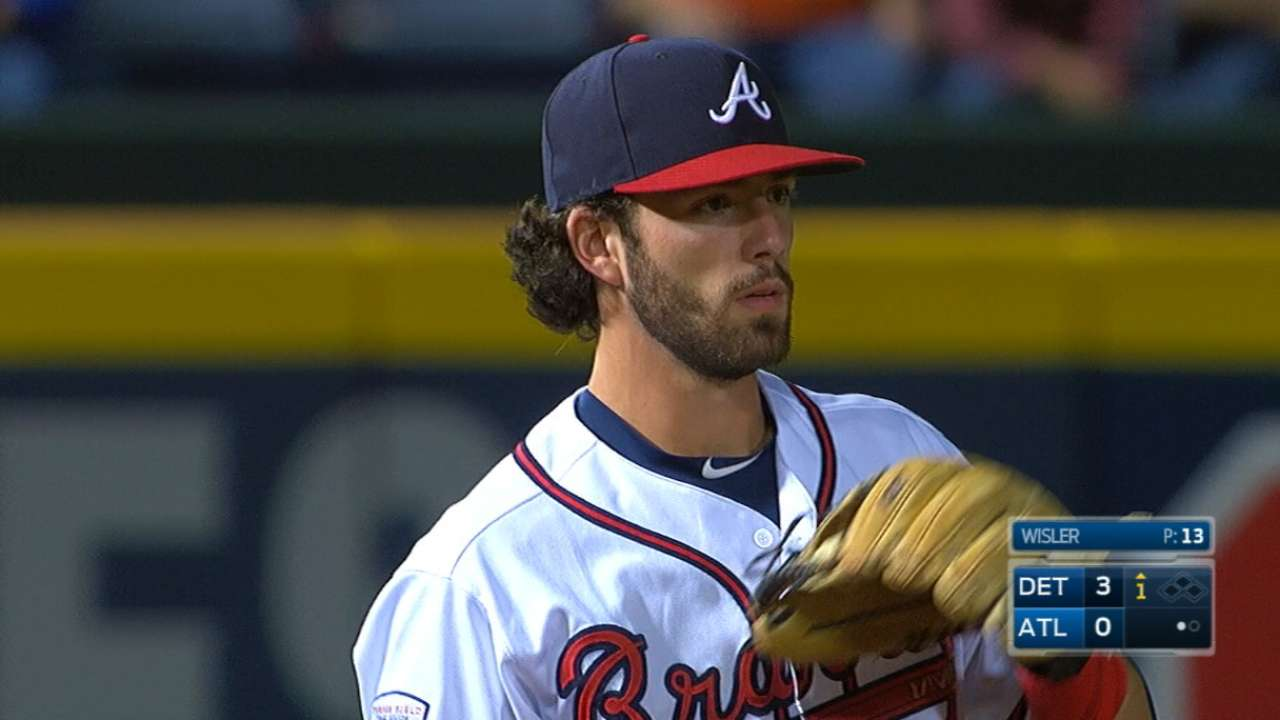 Braves edge Yanks for MLB's top farm system