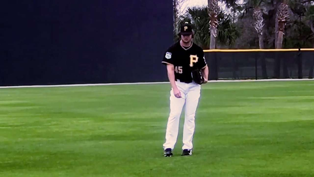 Pirates ST Profile: Cole