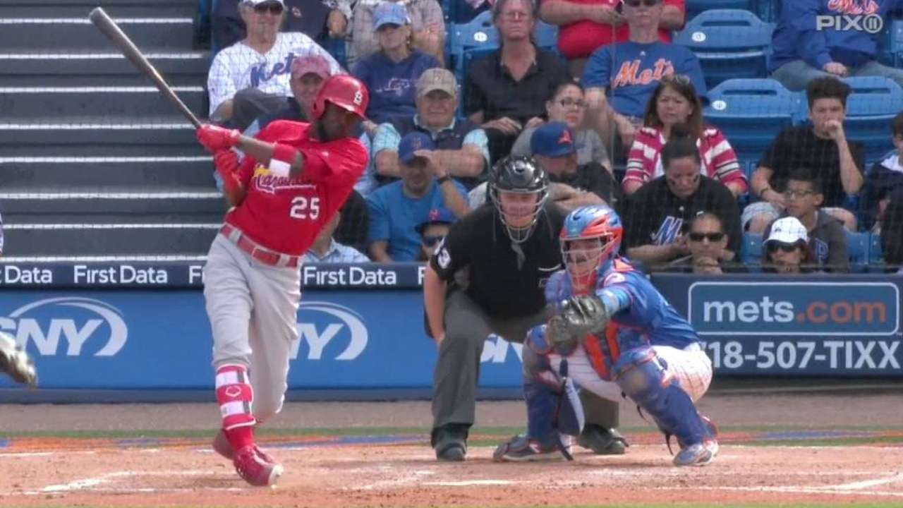 Fowler's two-RBI double
