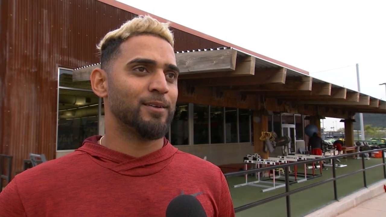 Salazar on returning injury