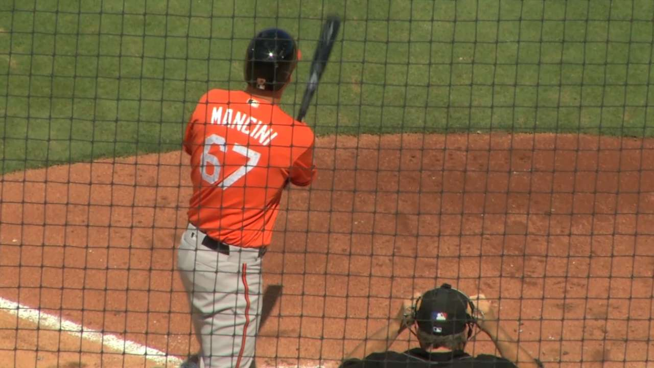 O's prospects chip in, chase 2 pitchers in 3rd