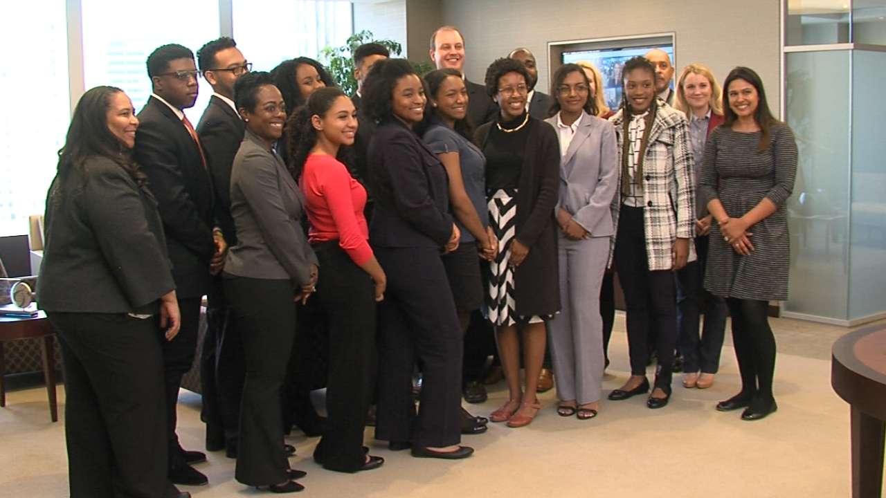 Scholars meet sponsors in NYC