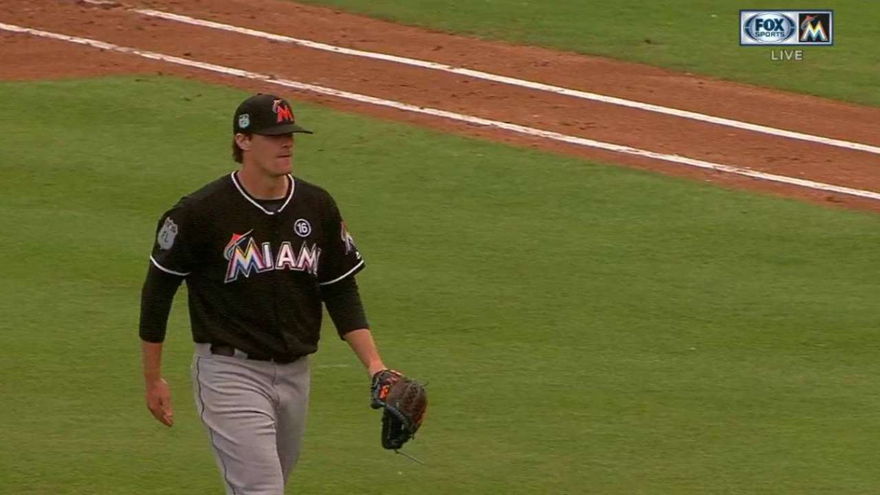 Koehler takes positives from outing