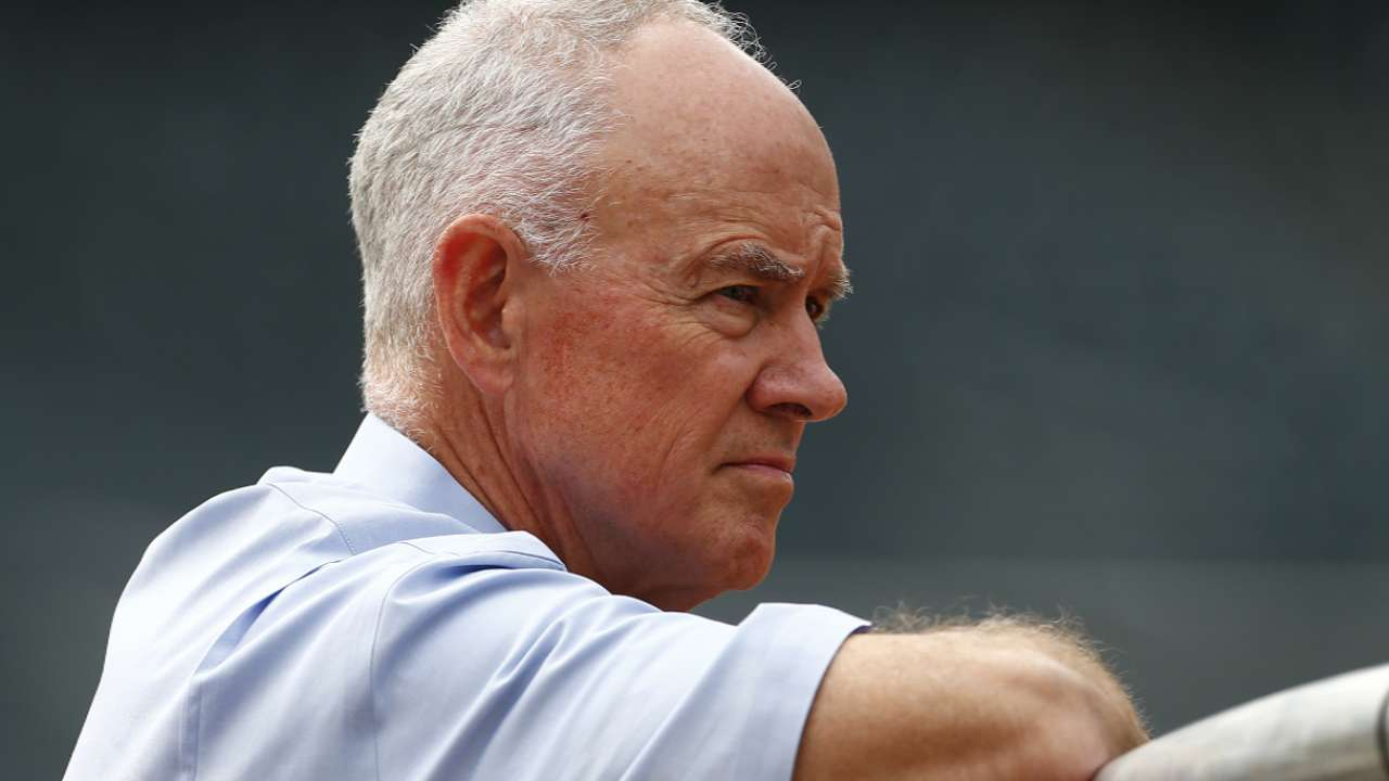 Q&A: Alderson on his career path