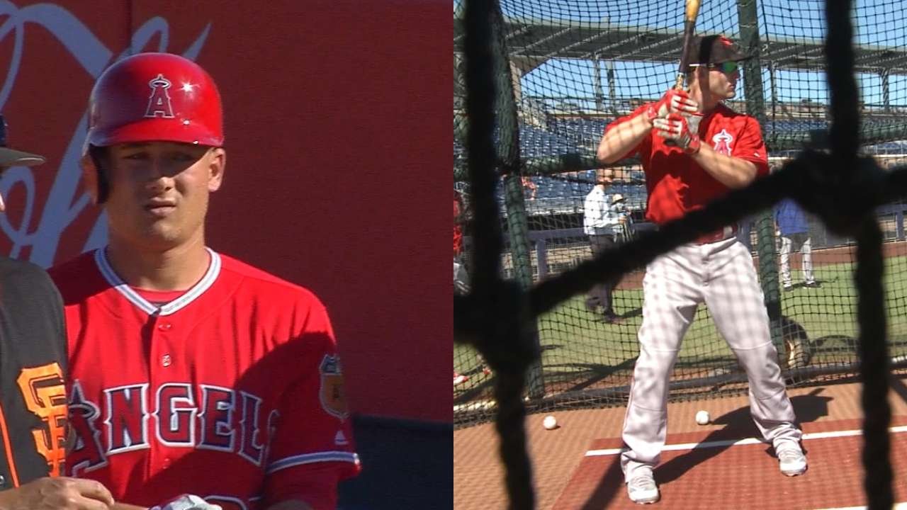 Pipeline report: Prospects in Angels' camp
