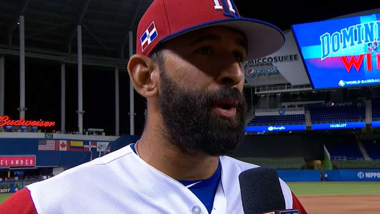 National pride resonates for Dominican squad