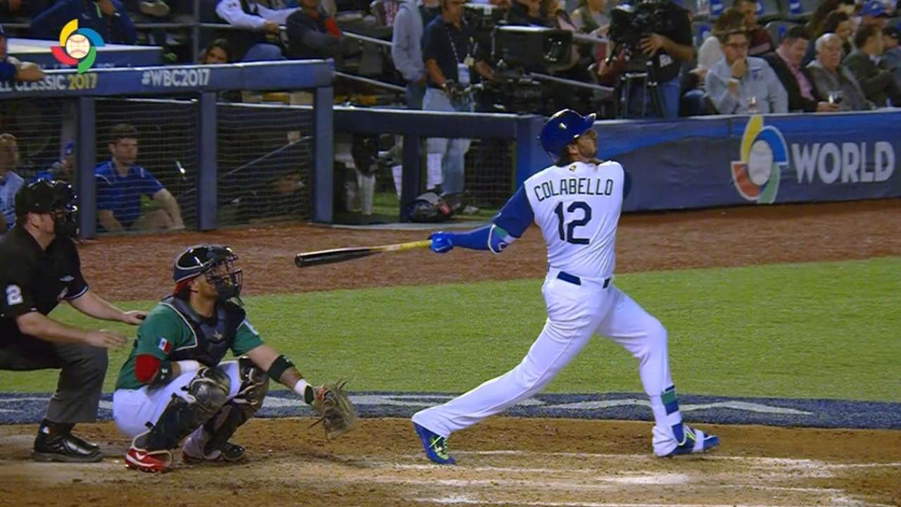Colabello reflects on time with Italy at Classic
