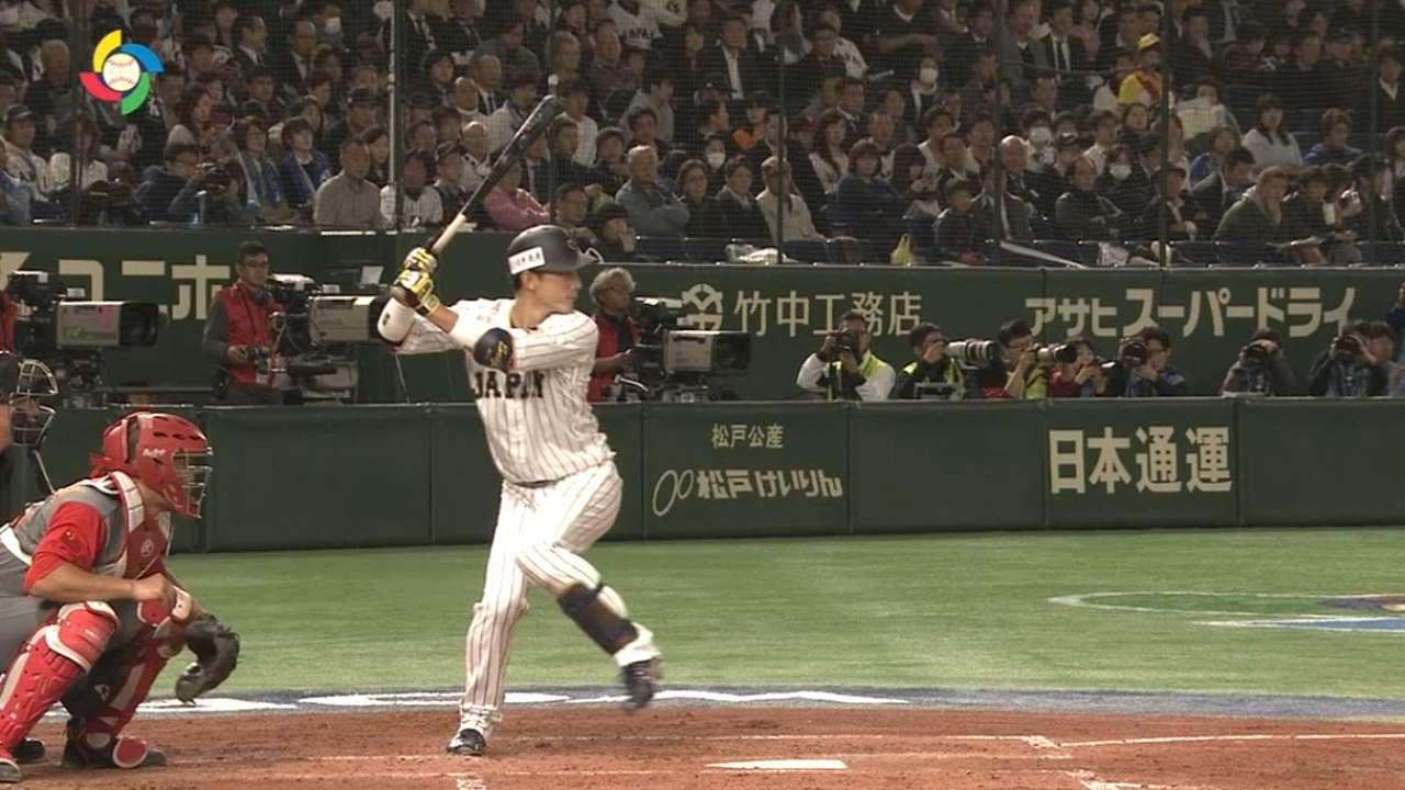 A base de poder, Japón cierra el Grupo B con victoria sobre China