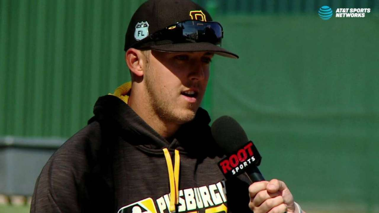 Taillon on adjusting to Majors