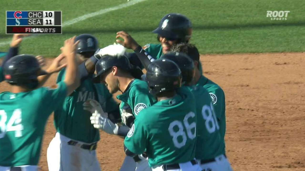 O'Malley's walk-off single