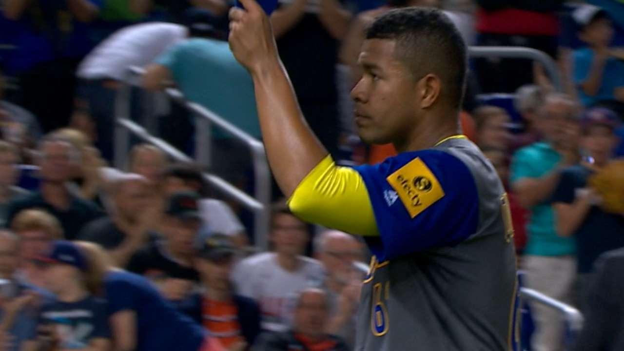 José Quintana lanzó primores ante los Estados Unidos al salir sin decisión