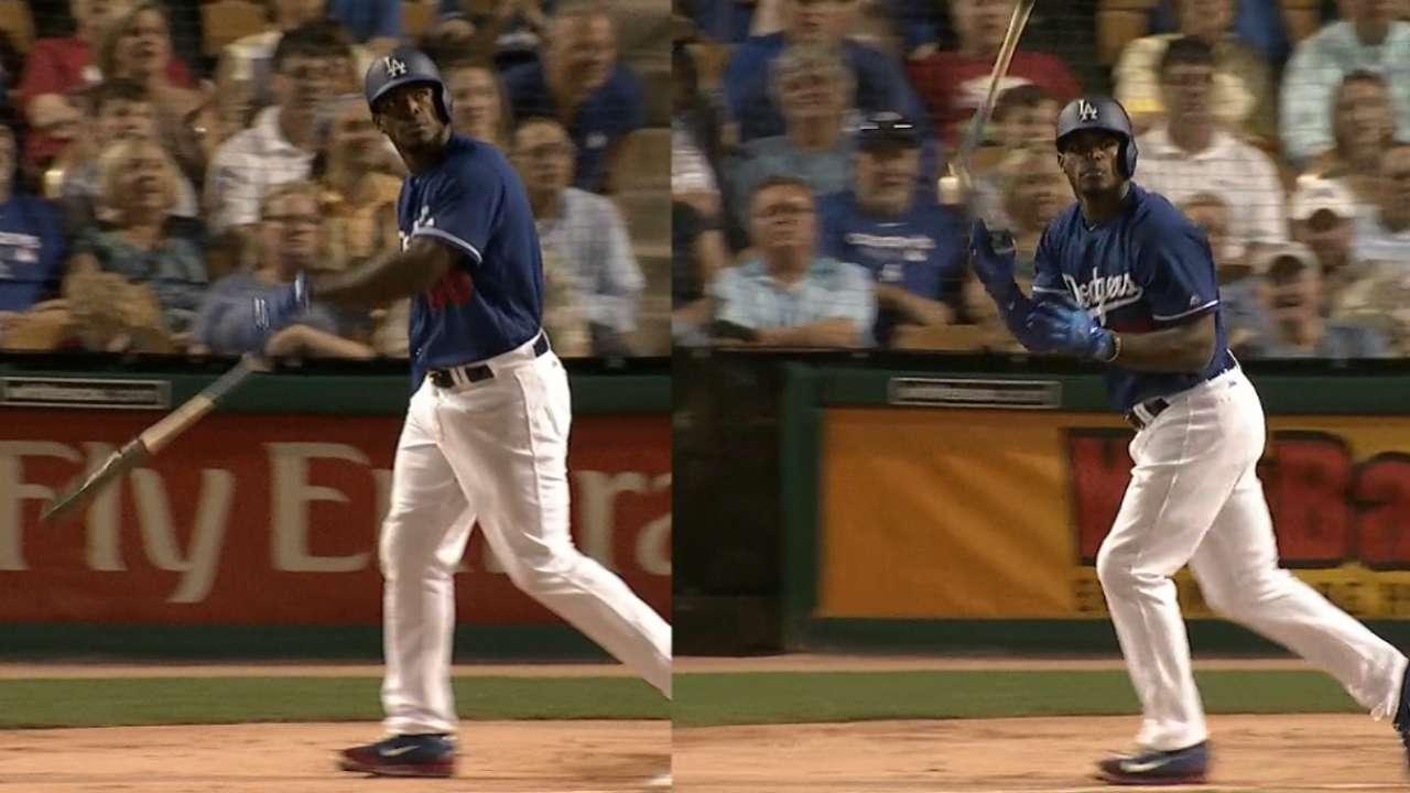 Puig's two home runs