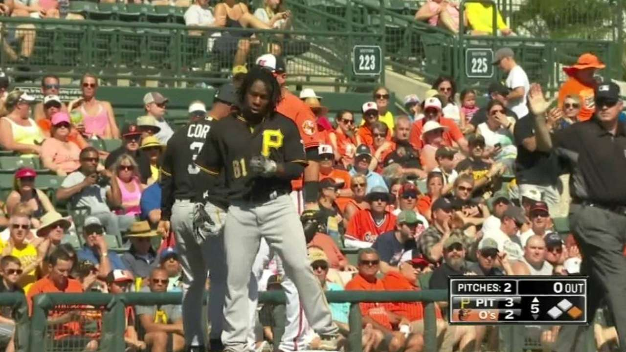 Source: Bucs' Ngoepe to be MLB's 1st African