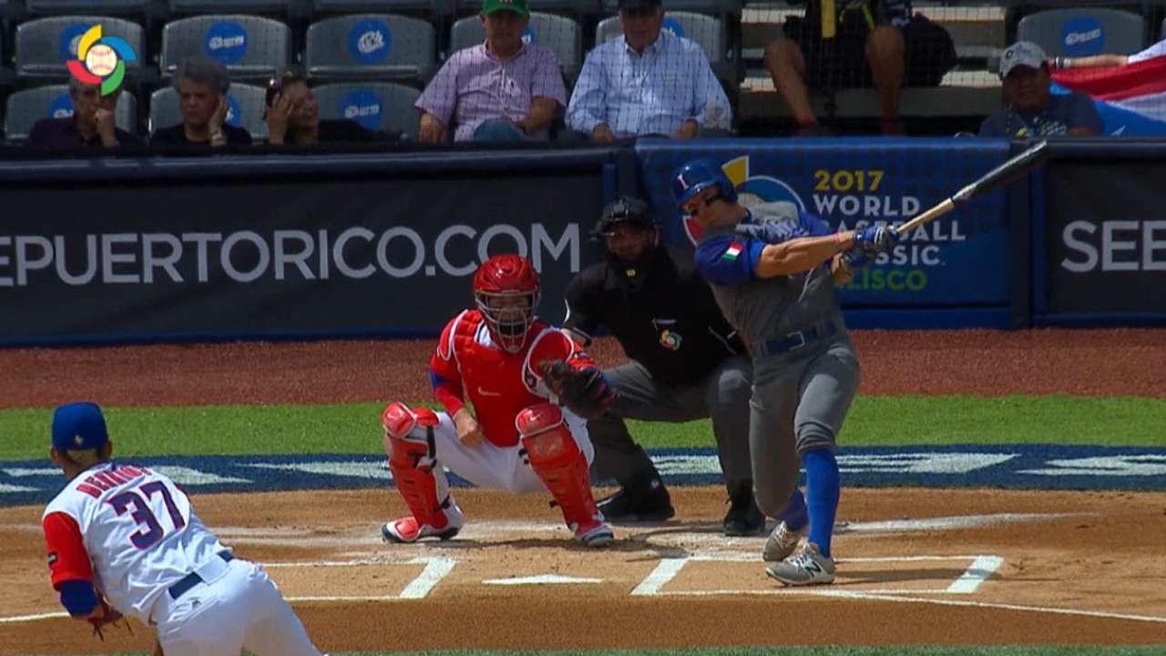 Andreoli's two-run homer