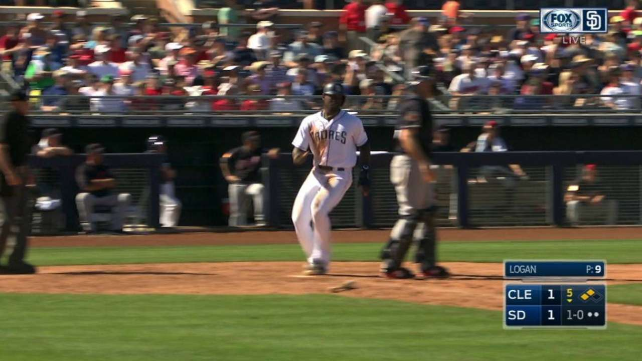 Weaver solid; Blash takes Cactus League HR lead