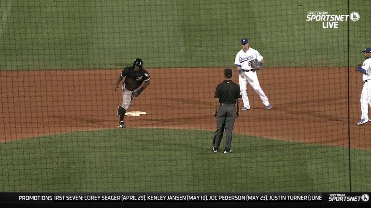 Dodgers place Liberatore on DL, recall Dayton