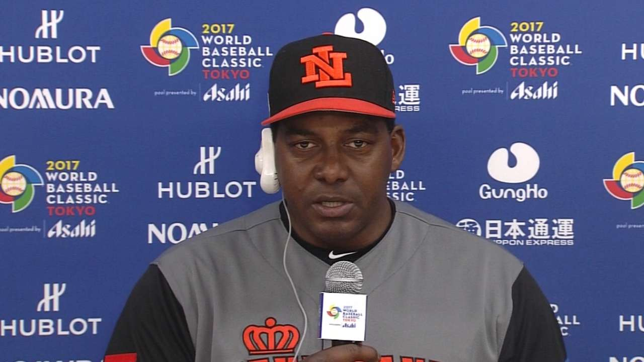 Meulens talks about big win