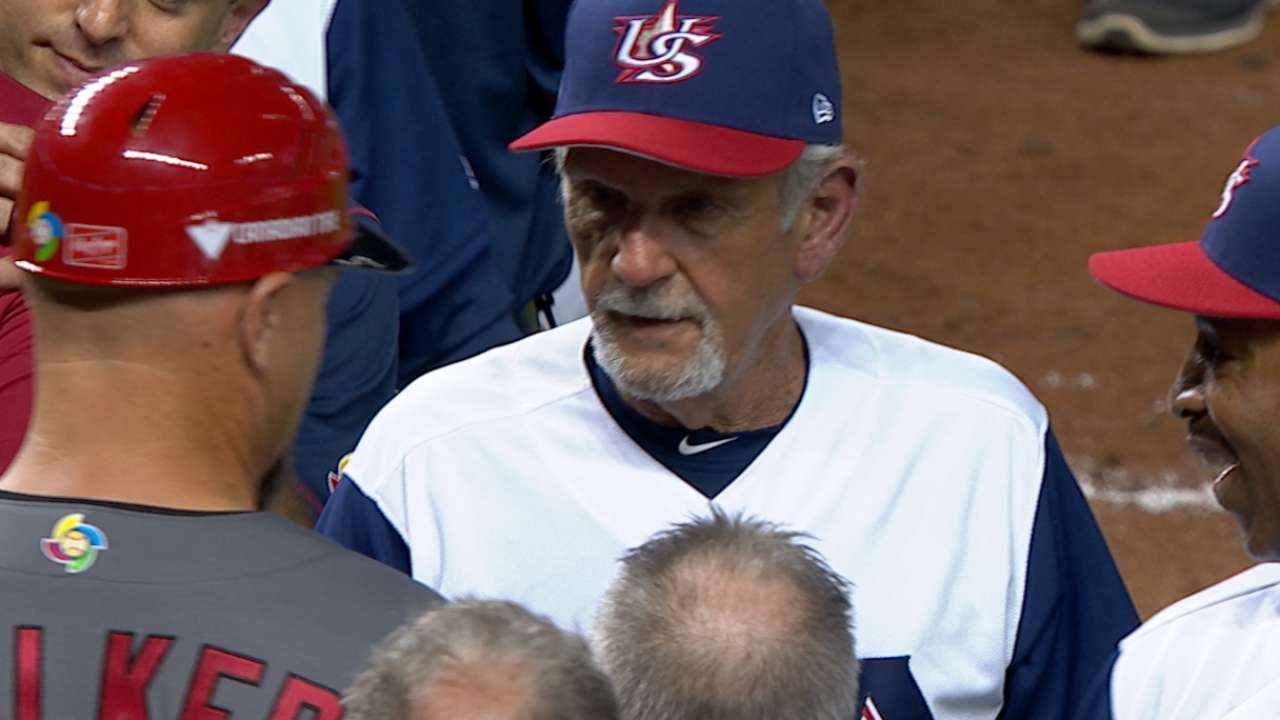 Leyland's passion for Team USA