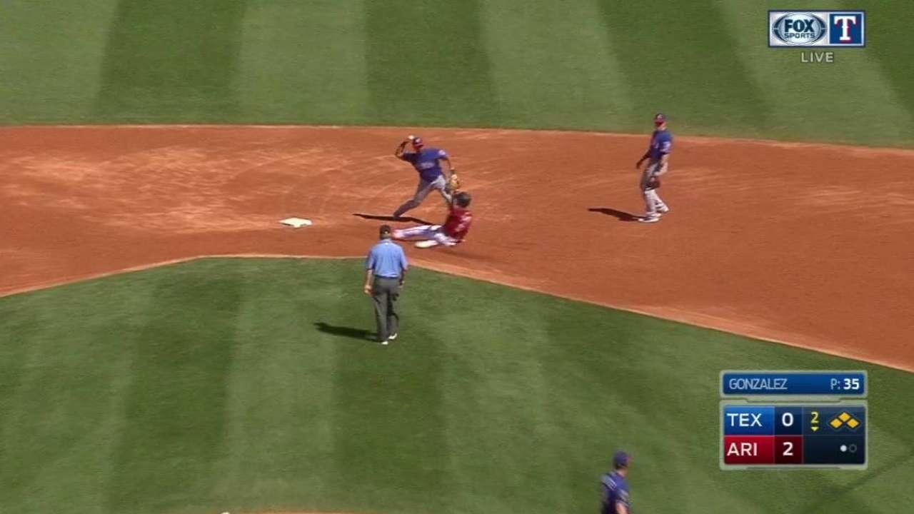 Gonzalez induces bases-loaded DP