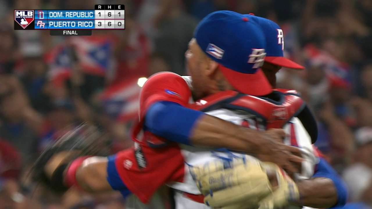 Diaz notches the save