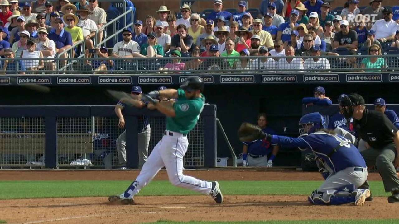 Freeman's two-run double