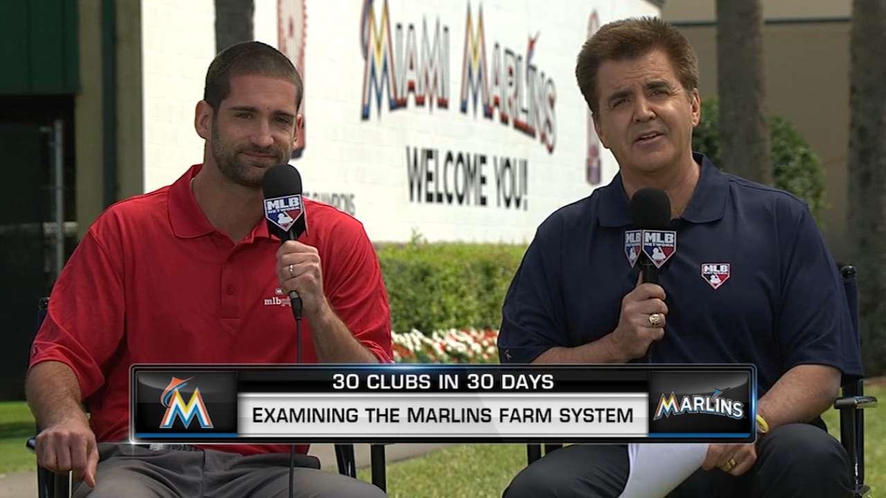 Breaking down Marlins' prospects