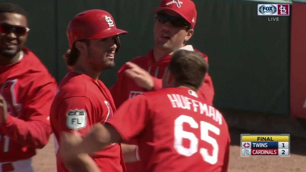 Grichuk, Gyorko lead Cards offense