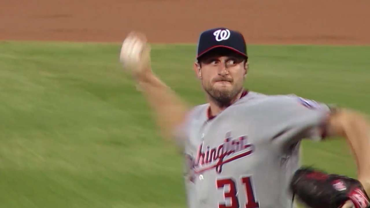 MLB Tonight: Max Scherzer