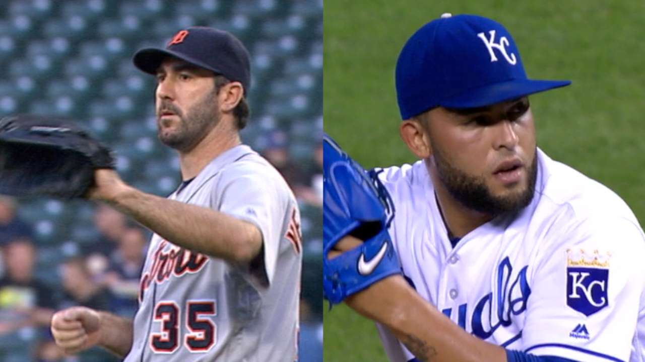 Tigers, Royals fantasy options