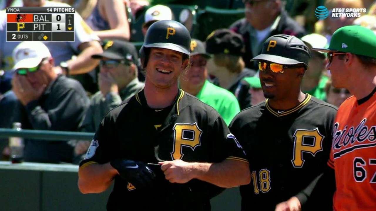 Bucs' bats hang tough as Hutchison struggles