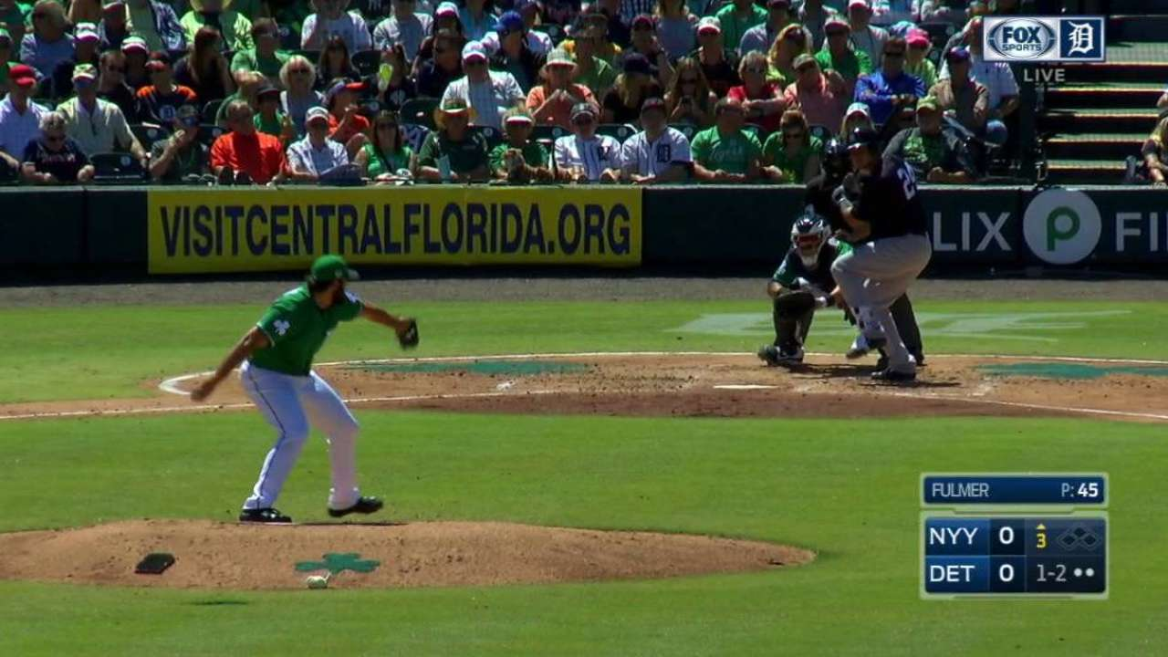 Fulmer K's Sanchez to end 3rd