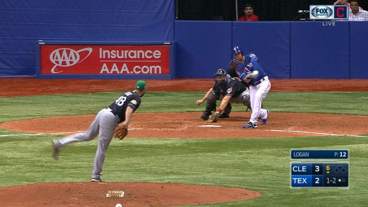 Logan happy to pitch at home in Alamodome