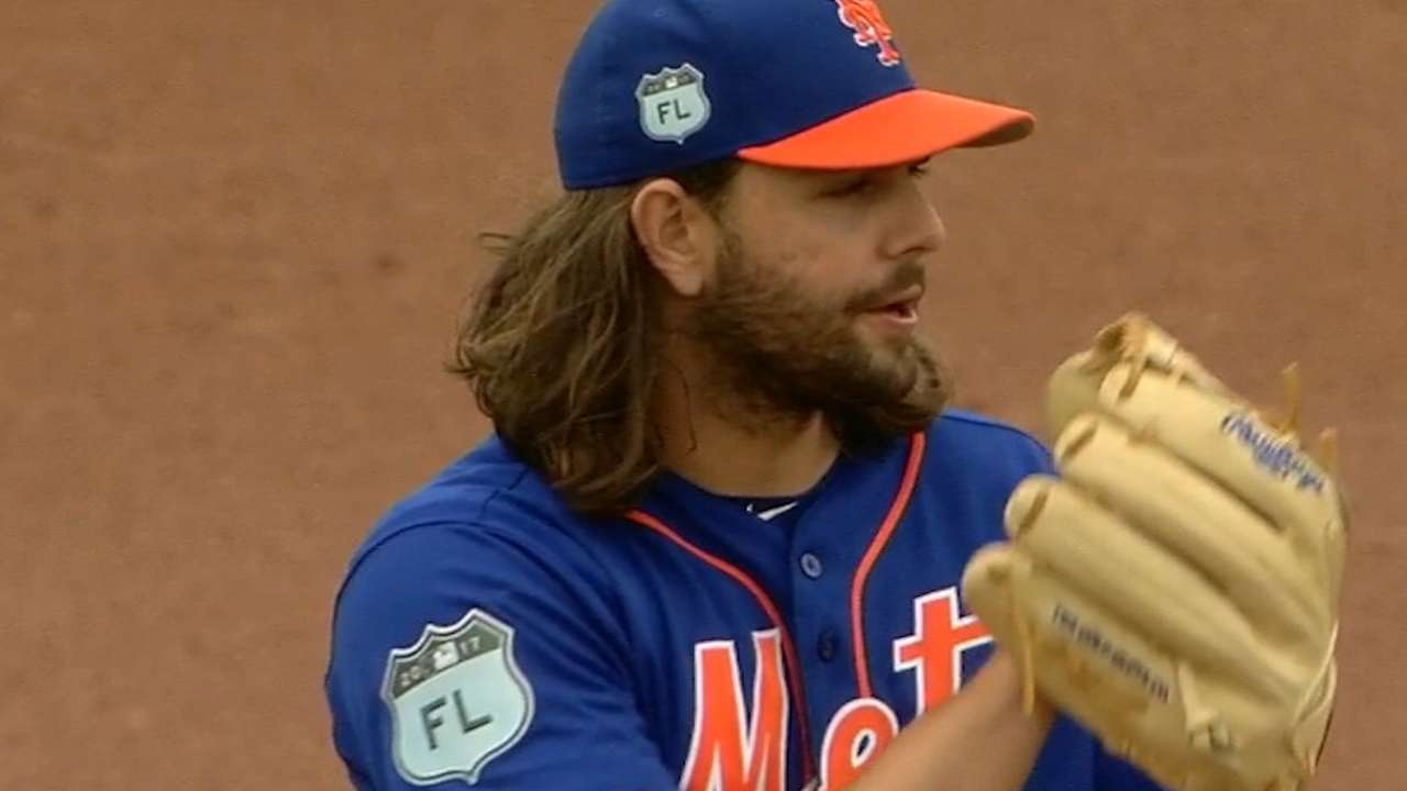 Gsellman strong again for Mets vs. Cardinals