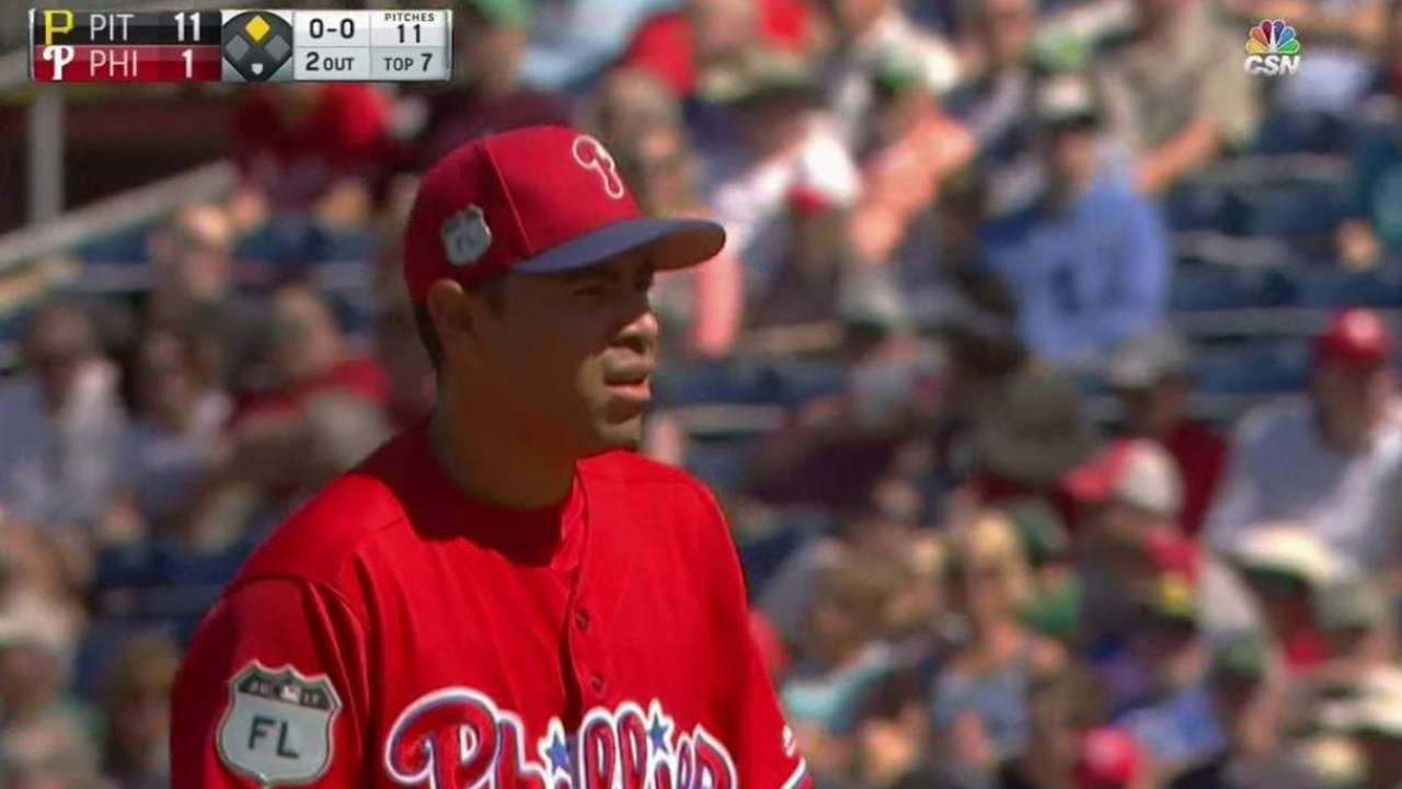 Gomez, Neris not concerned by '16 workloads