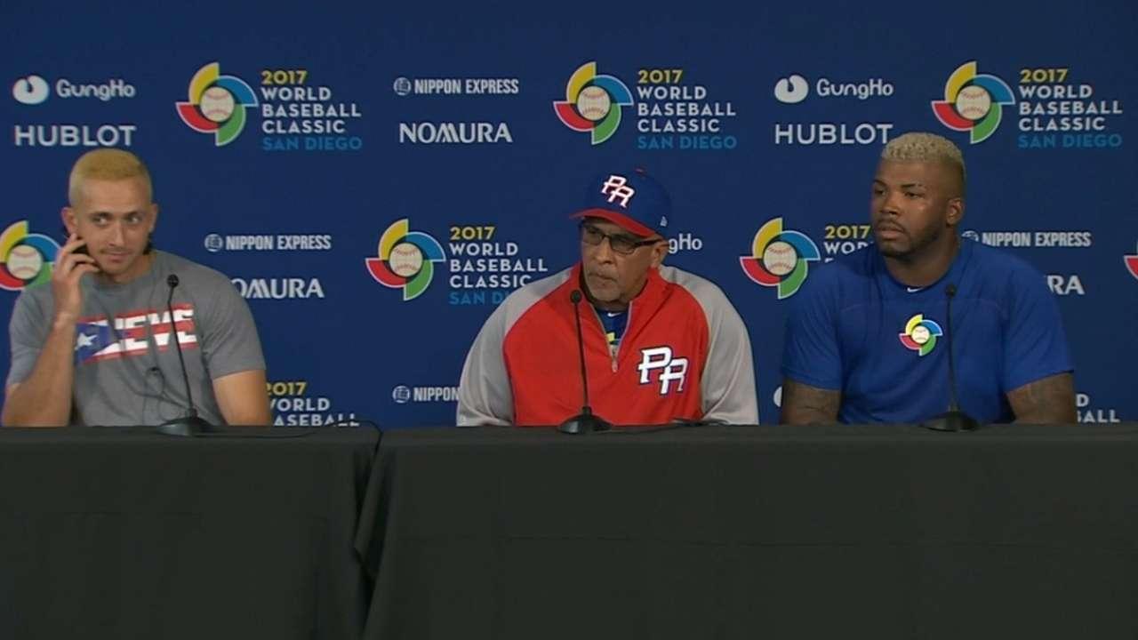 Para Edwin Rodríguez, Puerto Rico ha superado las expectativas