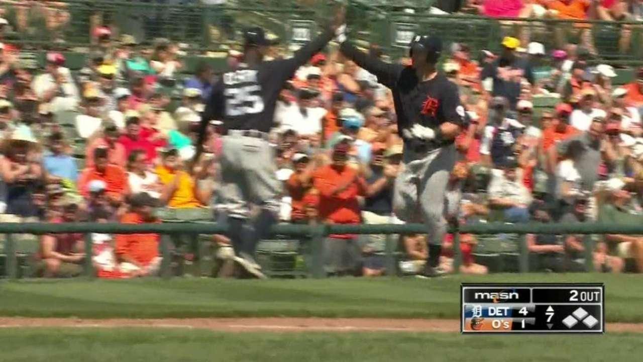 Murton's two-run homer