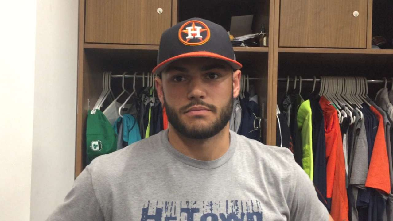 McCullers has 'no worries' about foot injury