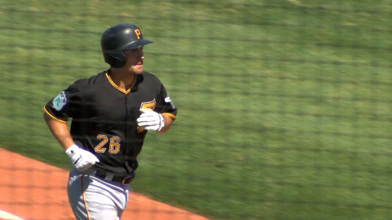 Mercer's two-run homer