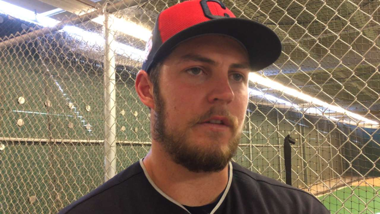 Bauer on his start vs. Dodgers
