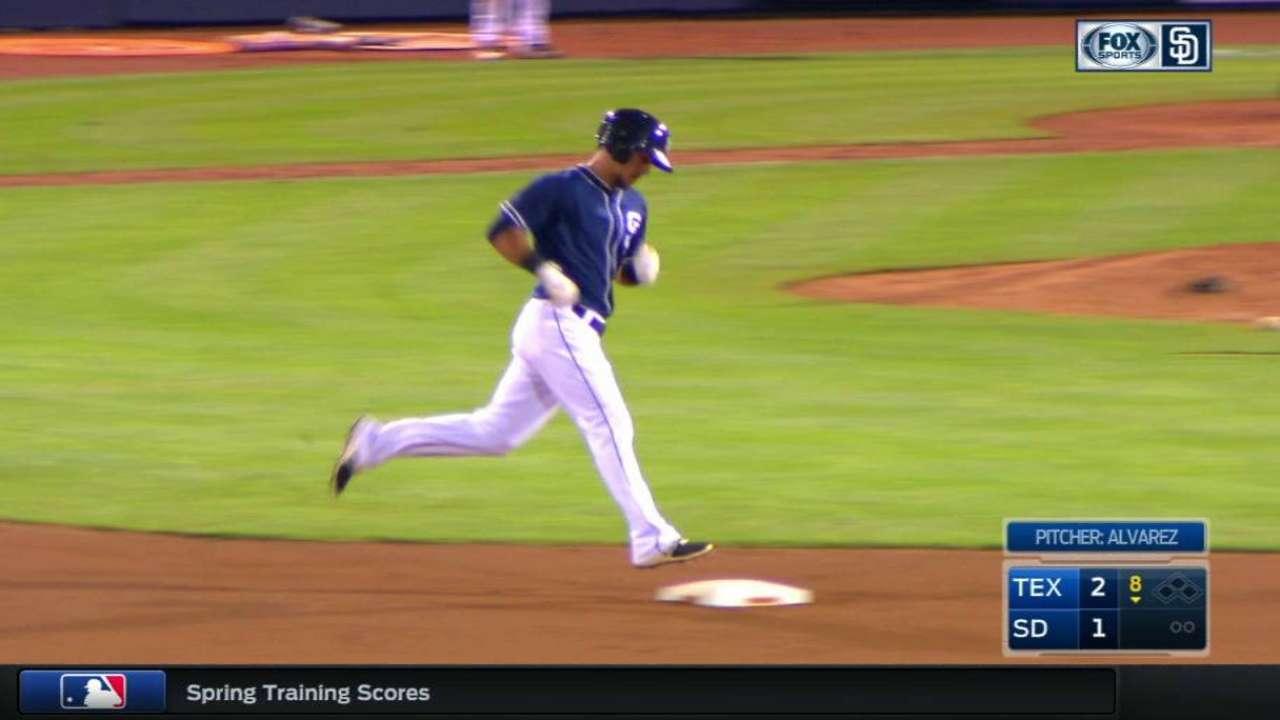 Martinez's game-tying solo homer
