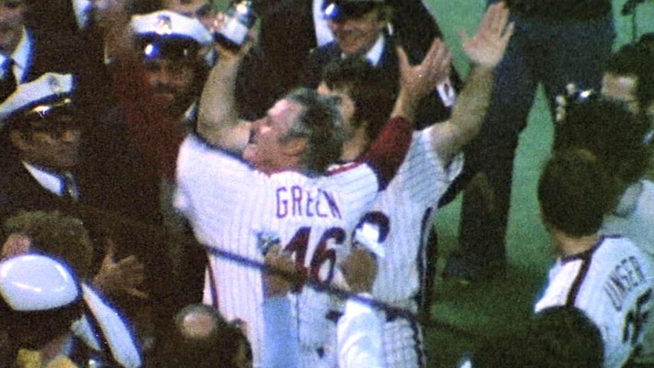Leyland remembers Dallas Green