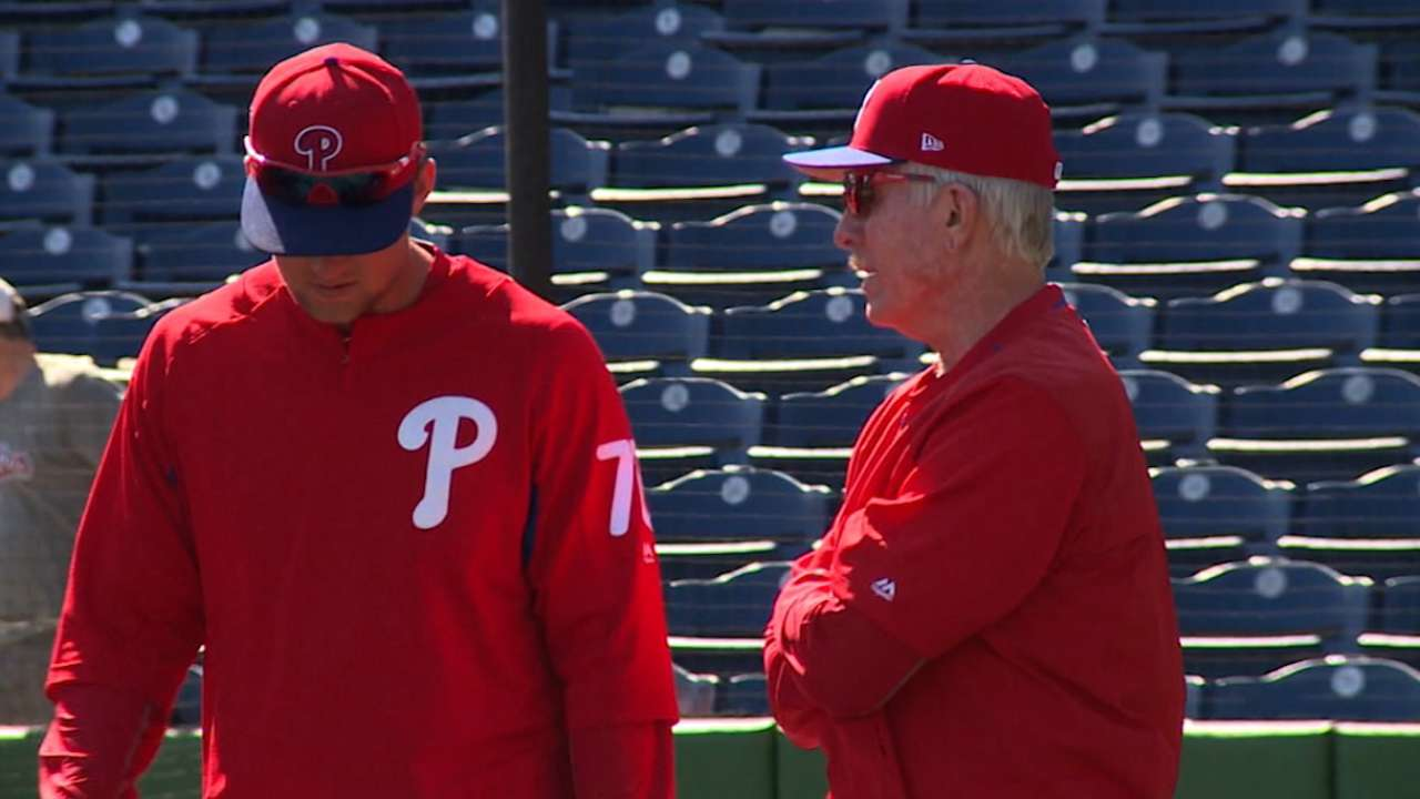Mike Schmidt on prospects